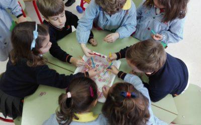 Matriculación para la etapa de Educación Infantil